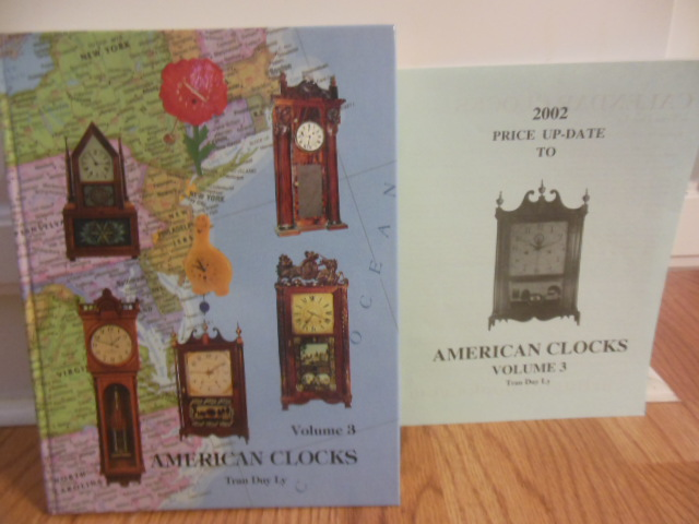 Image for American Clocks Volume 3 (Price Guide Laid-in)