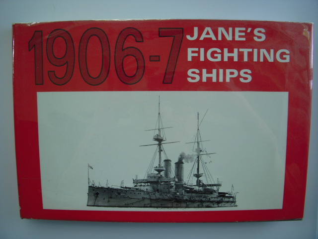 Image for Jane's Fighting Ships 1906-7
