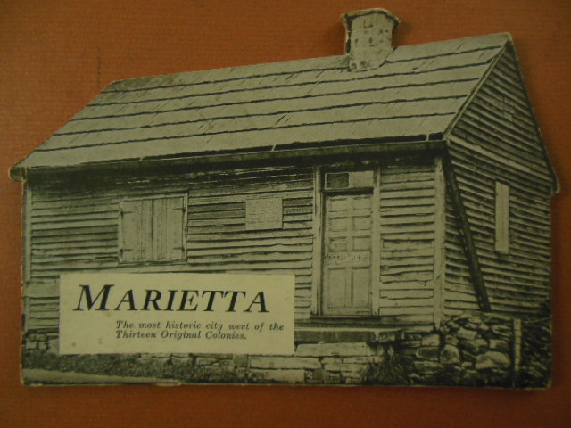 Image for Marietta, The Most Historic City West of the Thirteen Original Colonies