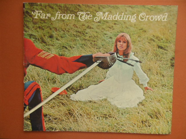Image for Far from the Madding Crowd (movie Souvenir book)