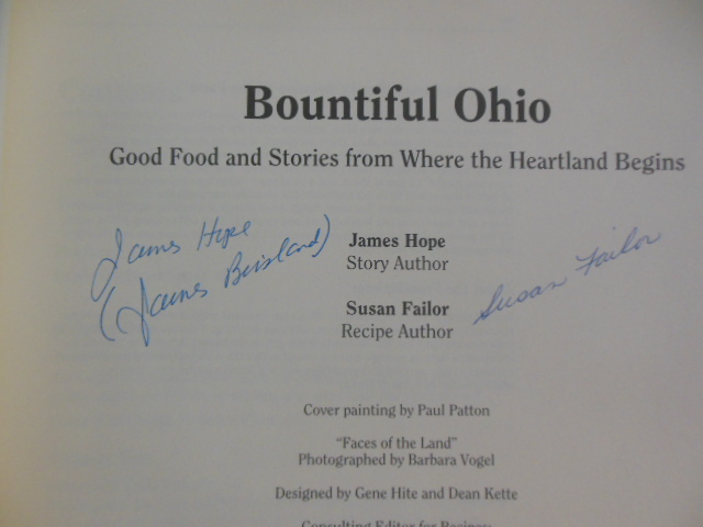 Image for Bountiful Ohio: Good Food and Stories from Where the Heartland Begins