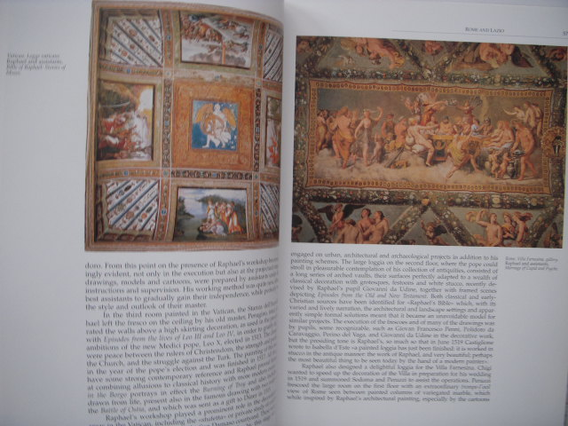 Image for Mural Painting in Italy The 16th Century