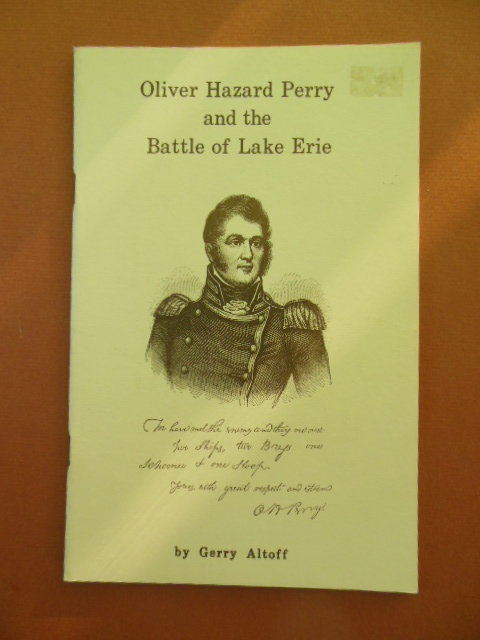 Image for Oliver Hazard Perry and the Battle of Lake Erie