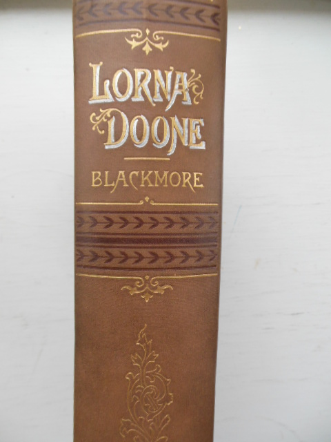 Image for Lorna Doone; A Romance of Exmoor