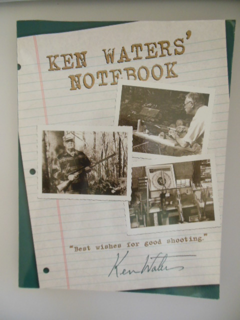 Image for Ken Waters' Notebook