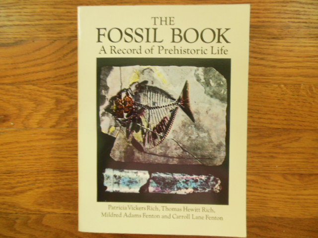 Image for The Fossil Book: A Record of Prehistoric Life