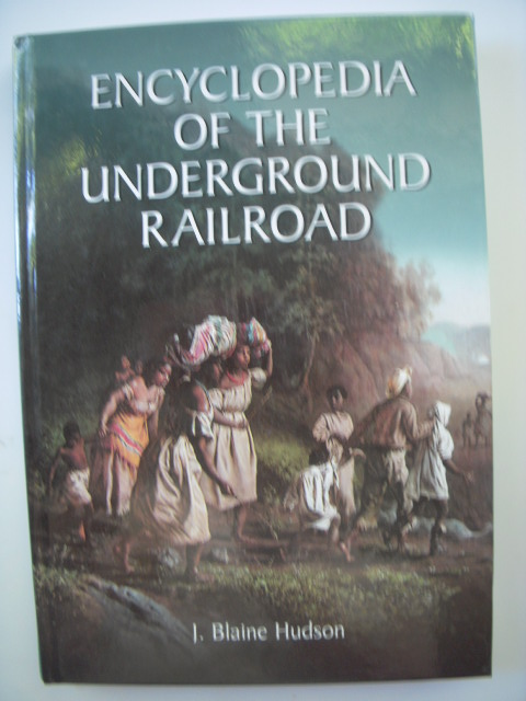 Image for Encyclopedia of the Underground Railroad
