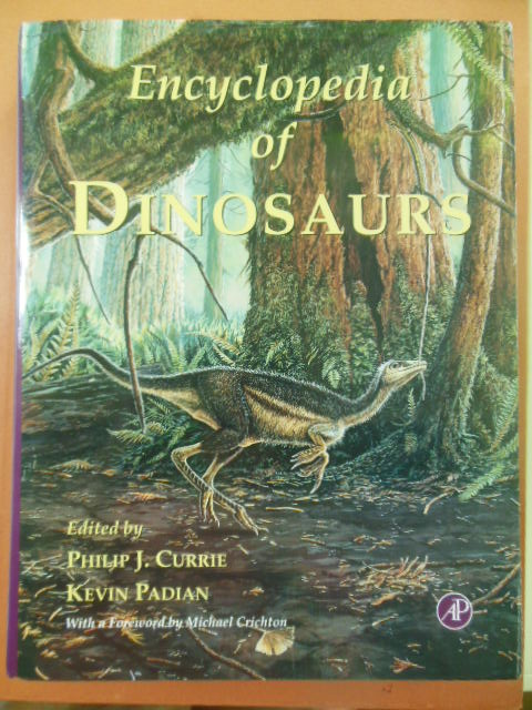 Image for Encyclopedia of Dinosaurs