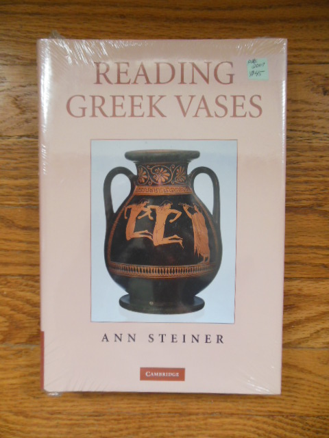 Image for Reading Greek Vases