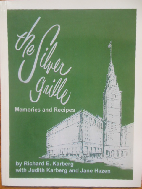 Image for The Silver Grille; Memories and Recipes