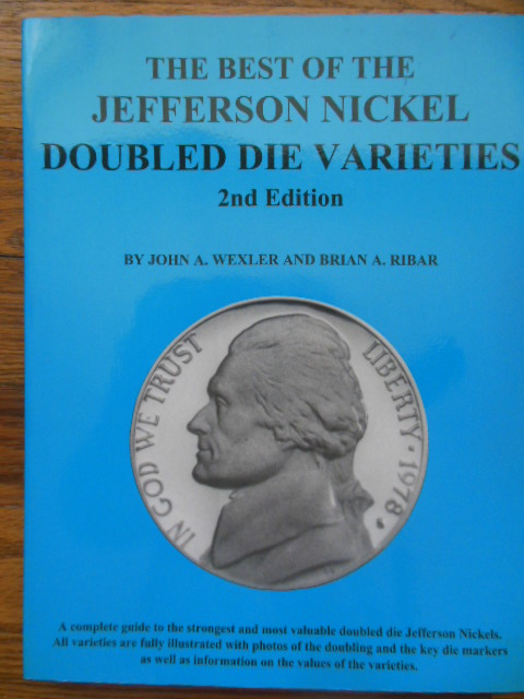 Image for The Best of the Jefferson Nickel Doubled Die Varieties 2nd Edition