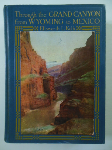 Image for Through the Grand Canyon from Wyoming to Mexico
