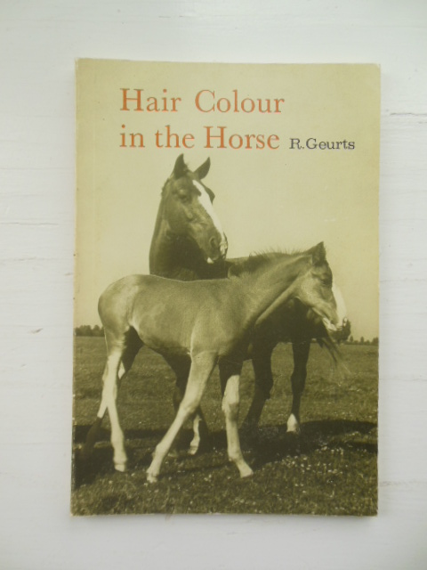 Image for Hair Colour in the Horse