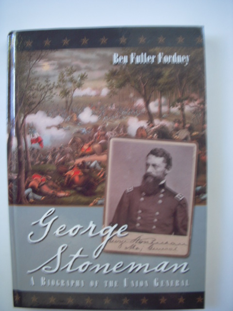 Image for George Stoneman; A Biography of the Union General