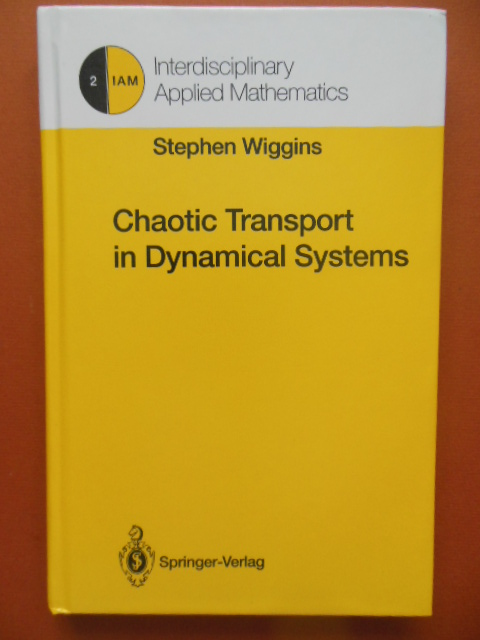 Image for Chaotic Transport in Dynamical Systems