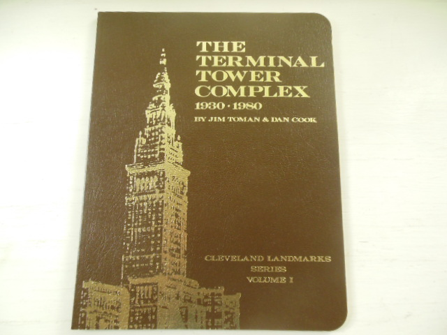 Image for The Terminal Tower Complex (SIGNED By Both authors)