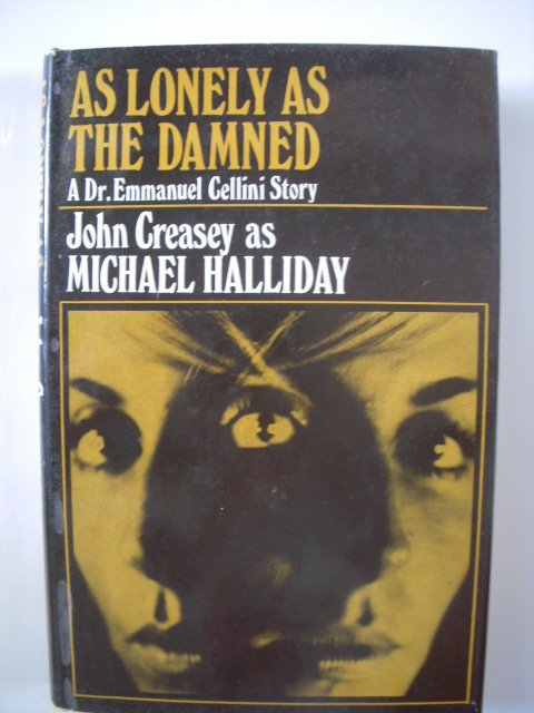 Image for As Lonely as the Damned (A Dr. Emmanuel Cellini Story)