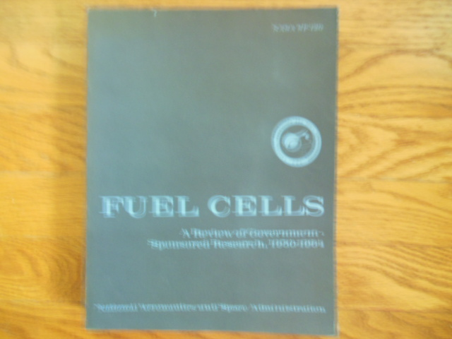 Image for Fuel Cells; A Review of Government-Sponsored  Research, 1950-1961