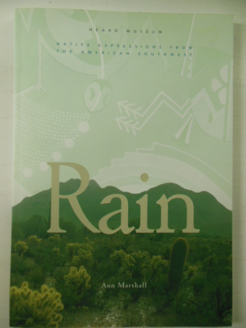 Image for Rain: Native Expressions from the American Southwest