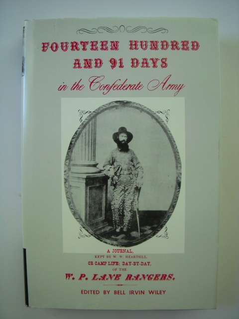 Image for Fourteen Hundred and 91 Days in the Confederate Army