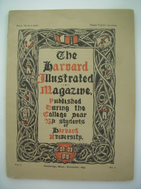 Image for The Harvard Illustrated Magazine Vol. I, No. 2, 1899