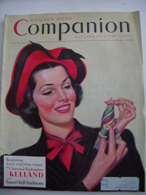 Image for Woman's Home Companion, October, 1939