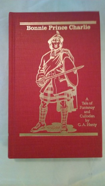 Image for Bonnie Prince Charlie: A Tale of Fontenoy & Culloden