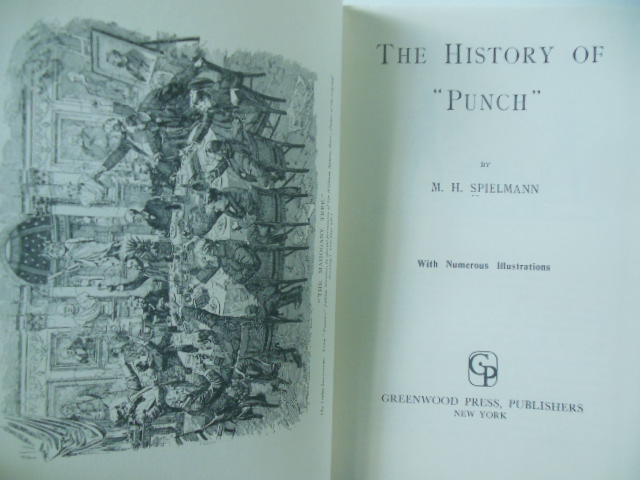 "Image for The History of ""Punch"""