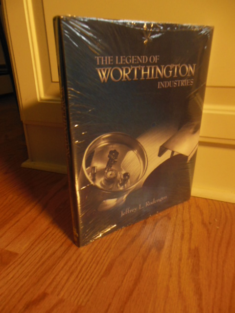 Image for The Legend of Worthington Industries