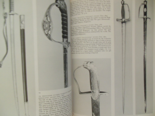 Image for British Military Swords from 1800 to the Present Day