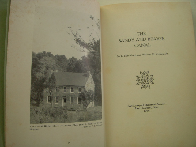 Image for The Sandy and Beaver Canal