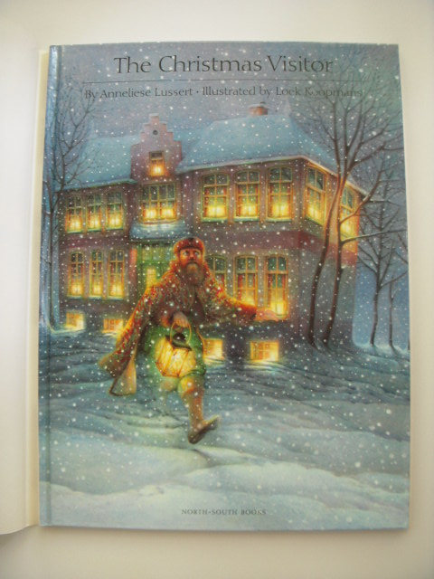 Image for The Christmas Visitor