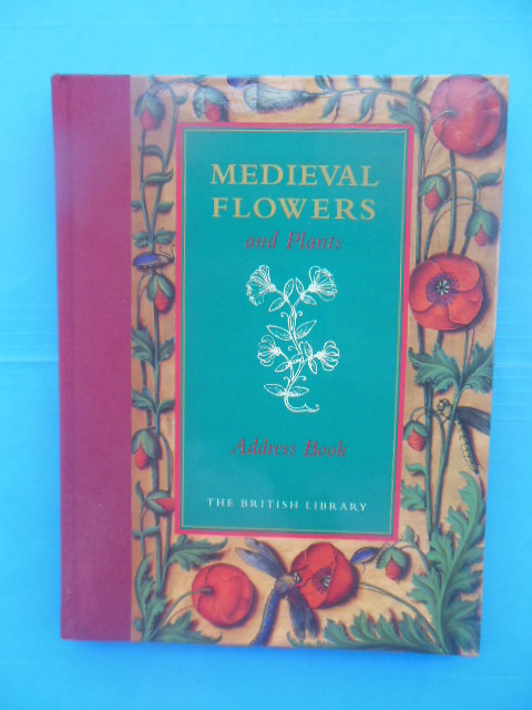 Image for Medieval Flowers and Plants Address Book