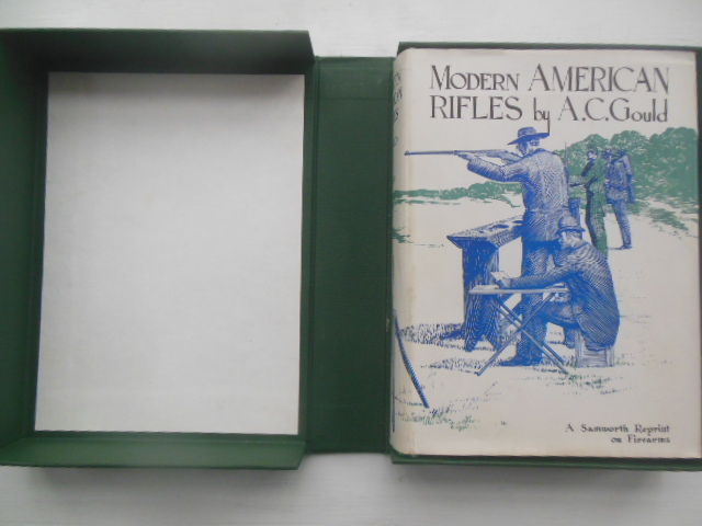 Image for Modern American Rifles (RARE Clamshell Box)