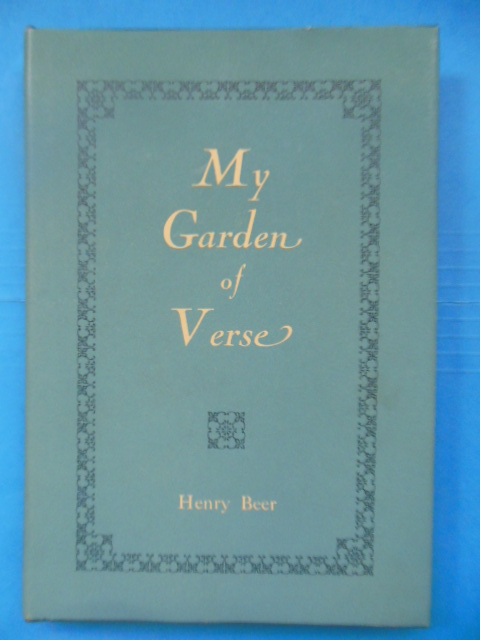 Image for My Garden of Verse (SIGNED)