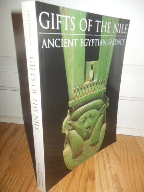Image for Gifts of the Nile: Ancient Egyptian Faience