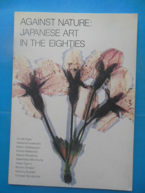 Image for Against Nature: Japanese Art in the Eighties