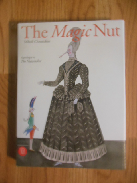 Image for The Magic Nut: A Prologue to the Nutcracker