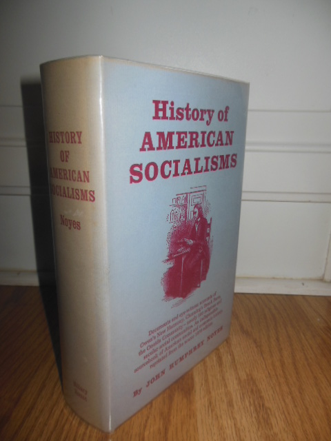 Image for History of American Socialisms