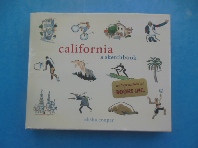 Image for California: A Sketchbook