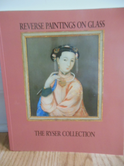 Image for Reverse Paintings on Glass - The Ryser Collection
