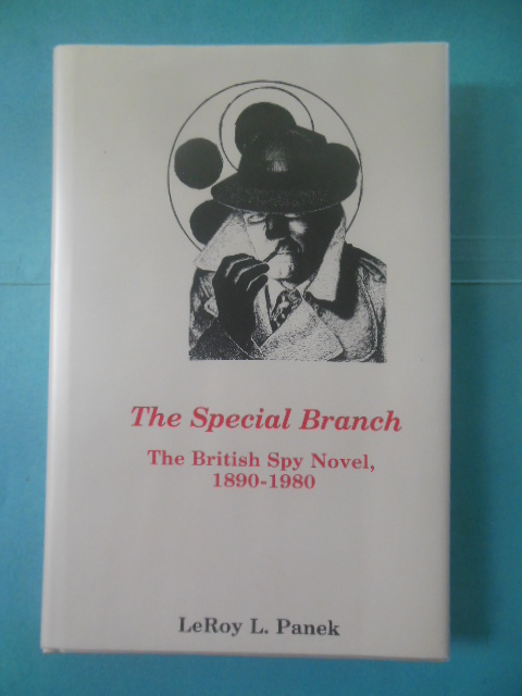 Image for The Special Branch: The British Spy Novel, 1890-1980