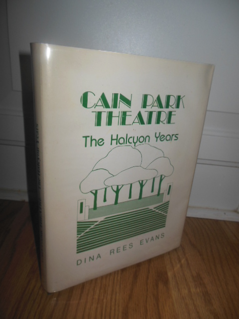 Image for Cain Park Theatre the Halyon Years