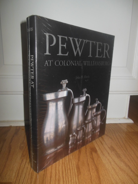Image for Pewter at Colonial Williamsburg