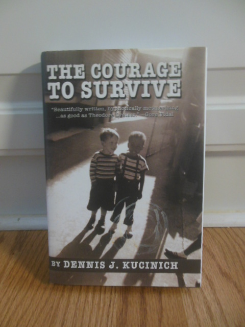 Image for The Courage to Survive