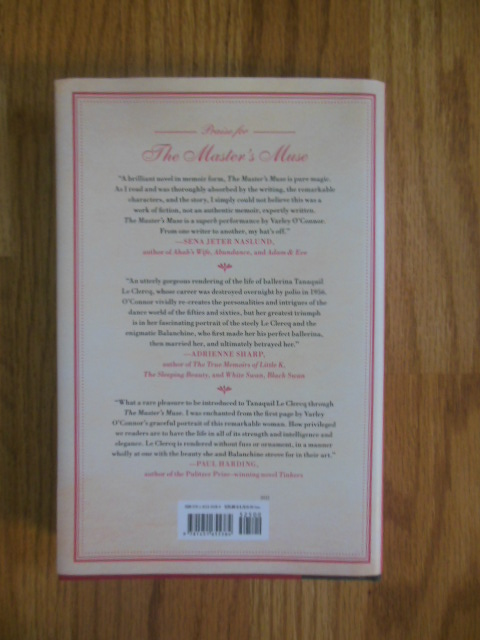 Image for The Master's Muse: A Novel (SIGNED 1st Ed.)