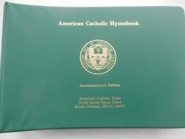 Image for American Catholic Hymnbook