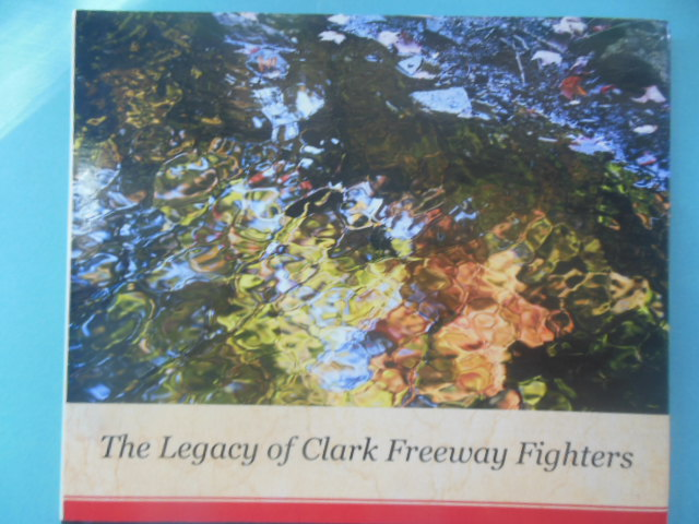Image for The Legacy of Clark Freeway Fighters (SIGNED)
