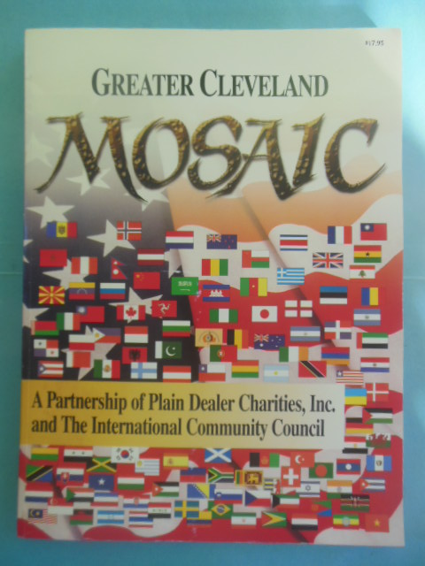 Image for Greater Cleveland Mosaic: A Partnership of Plain Dealer Charities Inc. And the International  Community Council