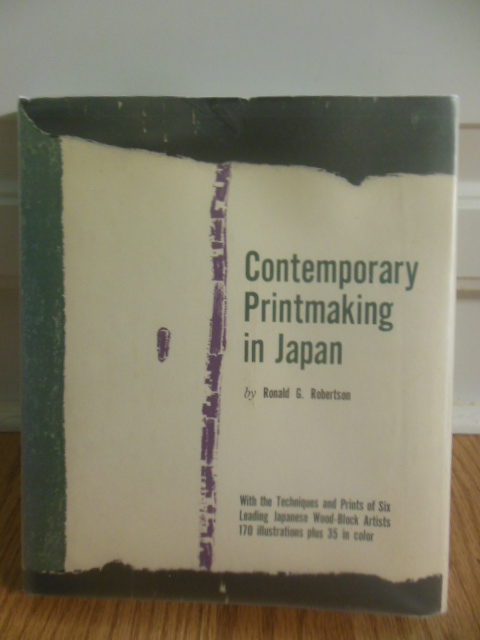 Image for Contemporary Printmaking in Japan